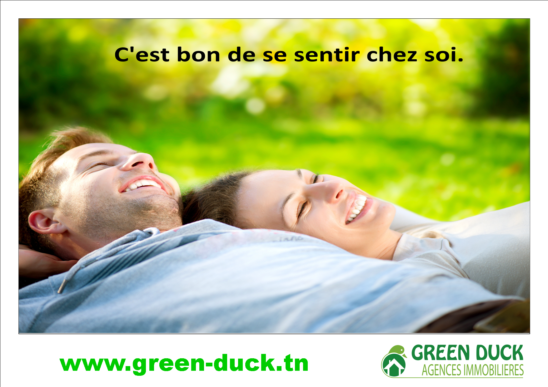 green duck pour bien choisir sa maison ou son appartement. Black Bedroom Furniture Sets. Home Design Ideas